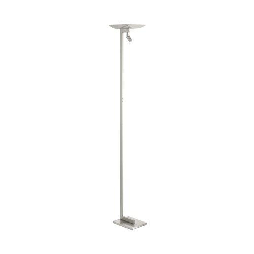 185cm LED Deckenfluter Braiden Ebern Designs | Lampen > Stehlampen > Deckenfluter | Ebern Designs