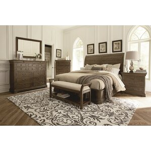 St Germain Platform Configurable Bedroom Set