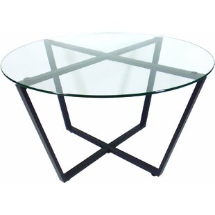 Inexpensive Metro Glass Coffee Table By Mango Steam