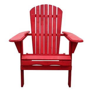 Incroyable Red Adirondack Chairs