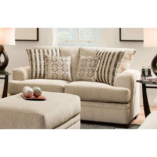 Affordable Homeland Loveseat by Charlton Home Reviews (2019) & Buyer's Guide