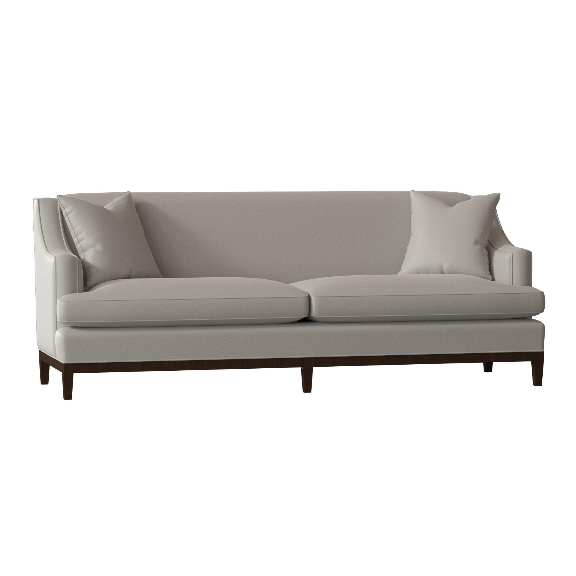 Duralee Furniture Cardiff Recessed Arm Sofa Wayfair
