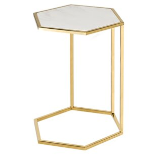 Check Prices Phillipps Hex C End Table By Orren Ellis