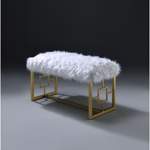 Anley Upholstered Bench Read Reviews
