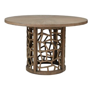 Modern Contemporary X Dining Table AllModern - 36 x 48 dining table with leaf