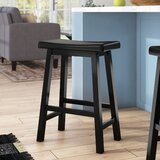 Kirkwood Bar & Counter Stool by Beachcrest Home