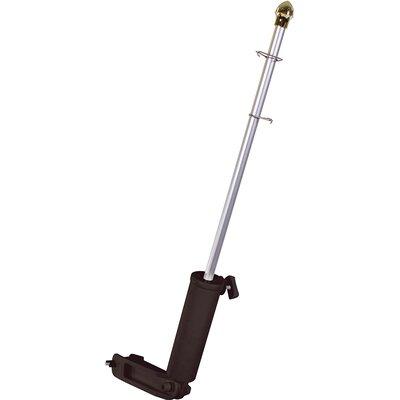 FlagPole-To-Go Mounted Flagpole