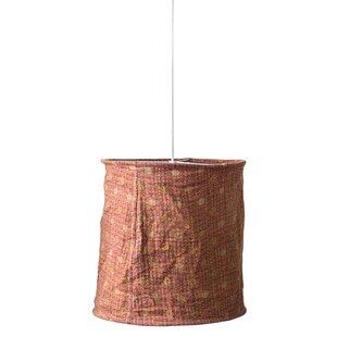 Kantha 20 Fabric Drum Lamp Shade