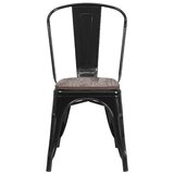 Kewaunee Stackable Dining Chair by Breakwater Bay