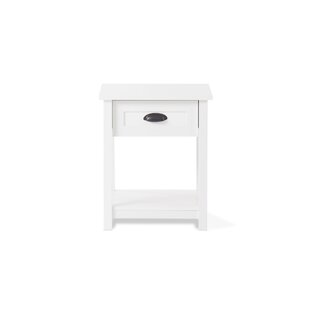 Abbott 1 Drawer Nightstand