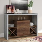 Loganville 47.25 Wide 3 Drawer Server by Latitude Run®