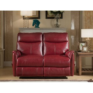Napa Reclining Loveseat by Amax