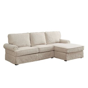 Rothman Sectional by Charlton Home Best #1