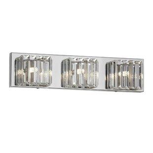 Compare & Buy Chester 3-Light Vanity Light By Mercer41