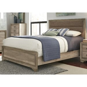 Payne Upholstered Platform Bed