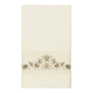 Folmar Embellished Turkish Cotton Bath Towel
