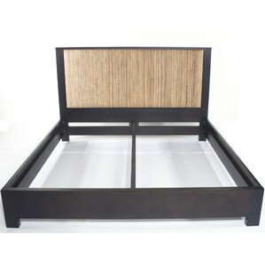Gedang Platform Bed by Indo Puri