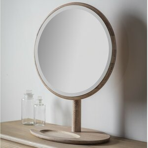 Wycombe Round Dressing Table Mirror