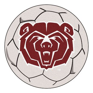 NCAA Missouri State Soccer Ball By FANMATS