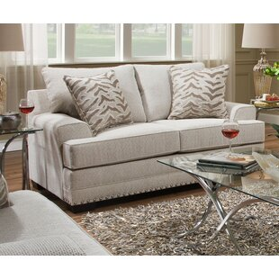 Shop For Surratt Loveseat by Simmons Upholstery by Three Posts Reviews (2019) & Buyer's Guide