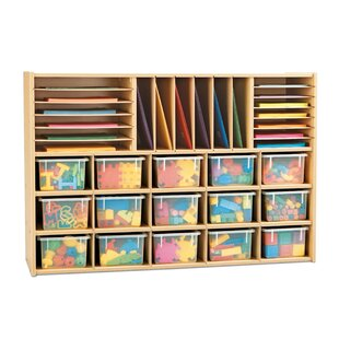 Price comparison 33 Compartment Cubby By Young Time