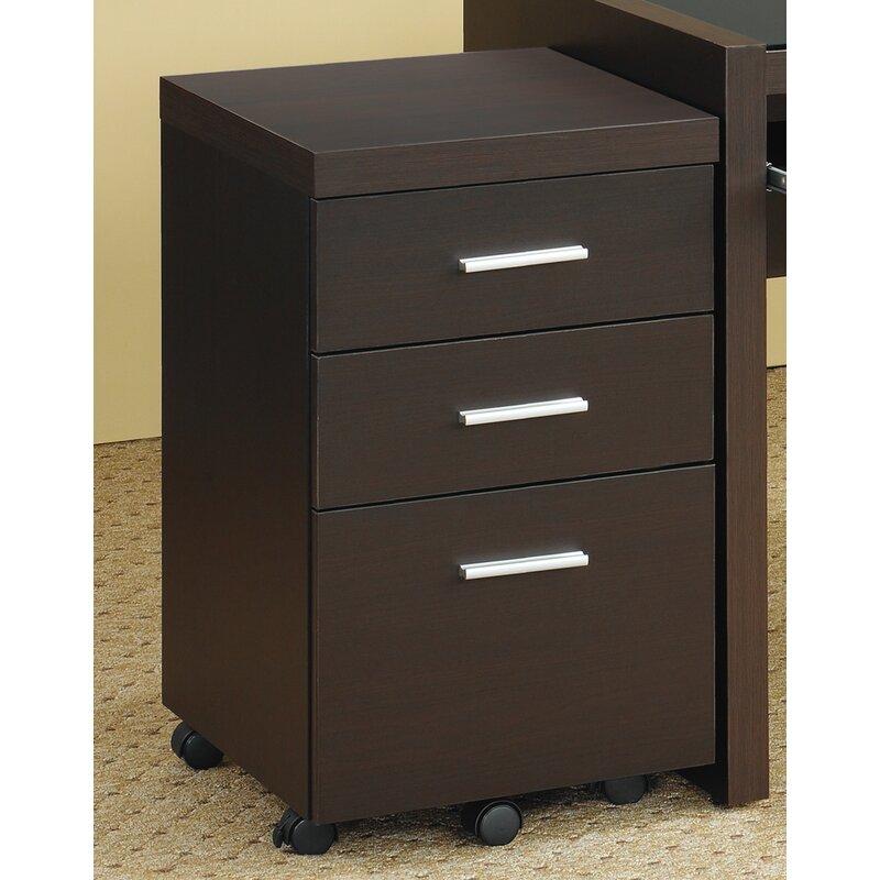 Ebern Designs Lehigh Desk 3 Piece Set Wayfair Ca