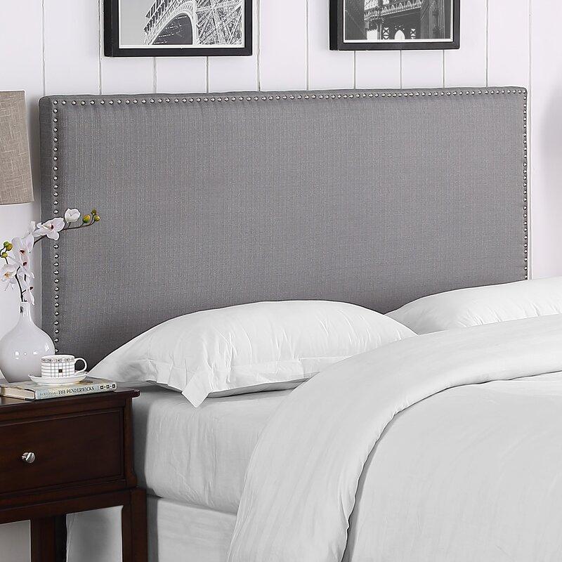 Mannion Upholstered Panel Headboard