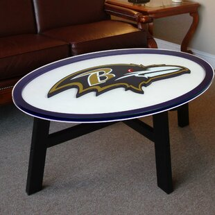 Order Nfl Logo Coffee Table by Fan Creations Reviews (2019) & Buyer's Guide