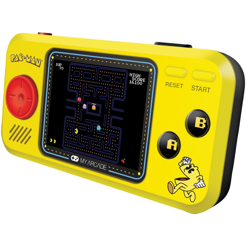 My Arcade Pac Man Pocket Player Handheld Game Reviews Wayfair