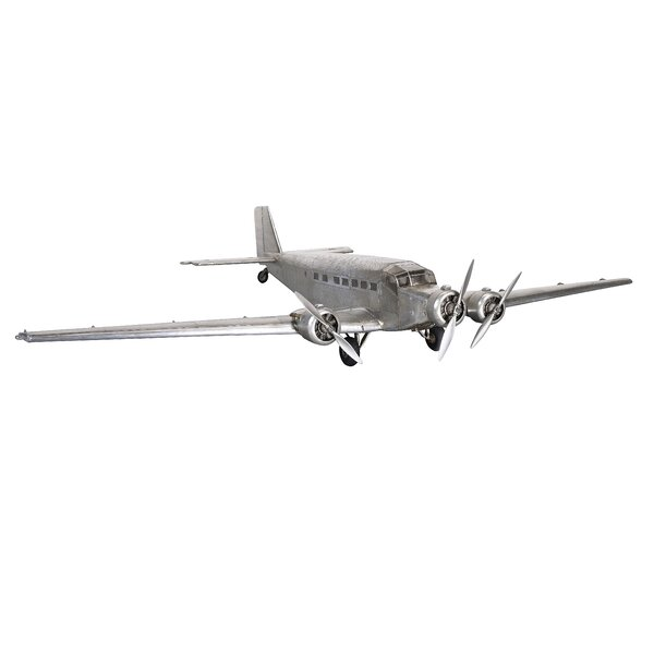 Authentic Models Junkers Ju52 Iron Annie Model Plane
