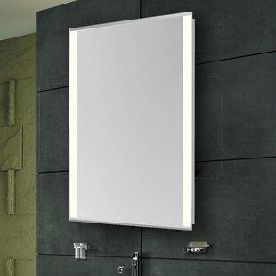 Best Price Edge Electric Bathroom/Vanity Mirror ByLatitude Run