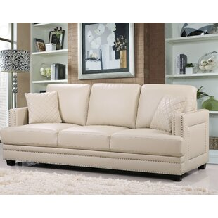 Dia Nailhead Sofa by Willa Arlo Interiors Today Sale Only