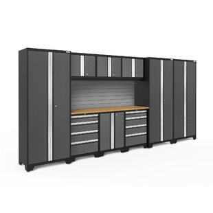 Bold 3.0 10 Piece Complete Storage System by NewAge Products