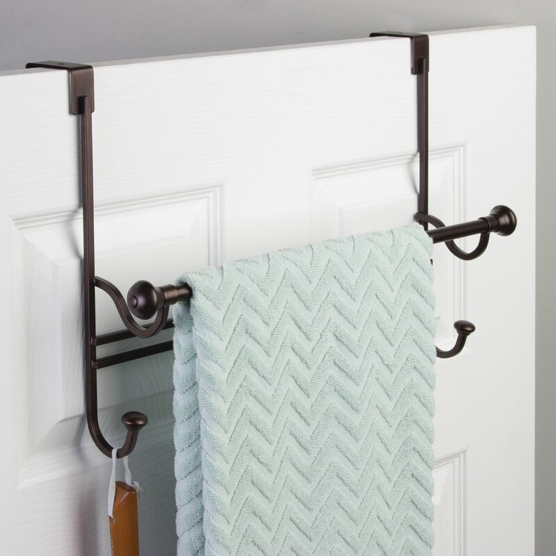Over The Shower Door Towel Rack - womenofpower.info