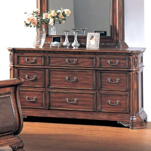 Tabitha 9 Drawer Dresser