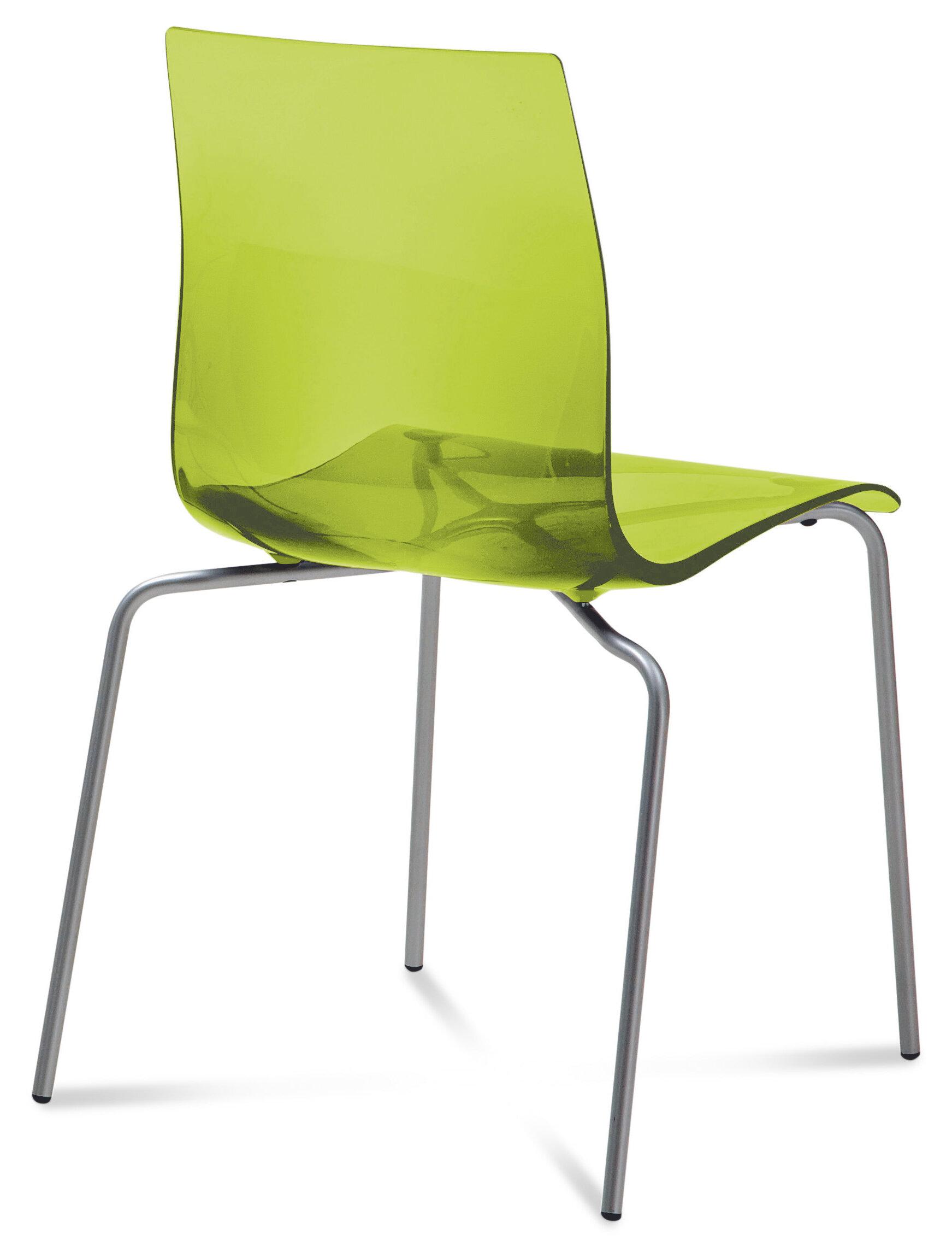 Domitalia gel stacking dining chair wayfair co uk