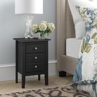 Kissell 3 Drawer Nightstand