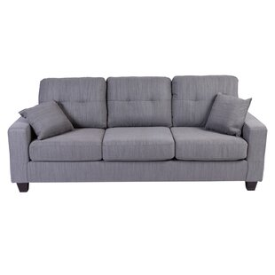 Bulah Tufted Sofa Charlton Home Modern ...