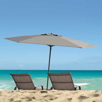 7.5 Foot - 8 Foot Grey Patio Umbrellas You'll Love in 2020 ...