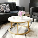 Livengood Sled Coffee Table by Everly Quinn