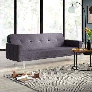 Affordable Price Armas Sleeper Sofa by Mercury Row Reviews (2019) & Buyer's Guide