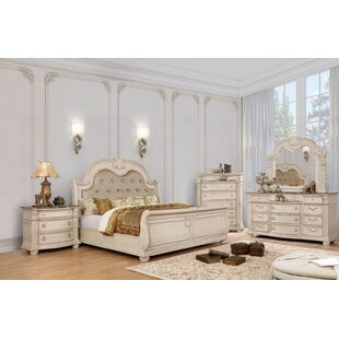 Pine Mountain Sleigh Configurable Bedroom Set