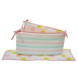 Comparison Sea Sweetie Crib Bumper ByBelle