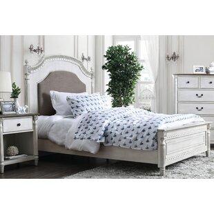 Jean Upholstered Platform Bed