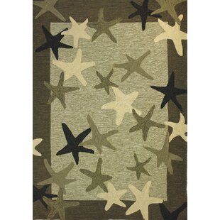 Coeymans Starfish Field Indoor/Outdoor Rug