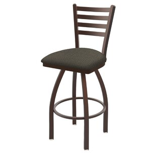 Evers 36 Swivel Bar Stool Winston Porter