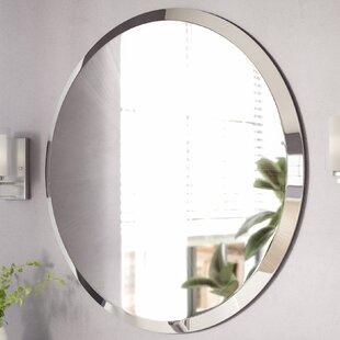 Moreno Bathroom/Vanity Mirror ByWrought Studio