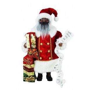 d0995e92ee9f8 Santa Figurines You ll Love