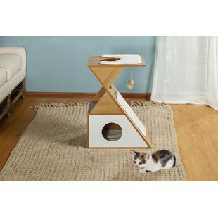 27 Kelsey Tri Cat Condo By Tucker Murphy Pet