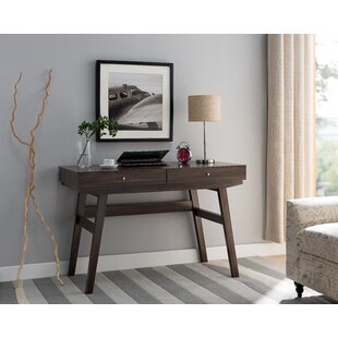 Haslemere Wooden Workstation Writing Desk by Corrigan Studio Coupon